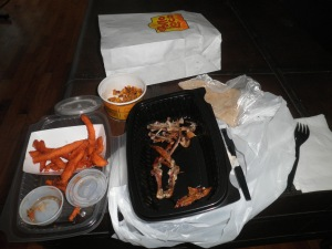 Kogi Packaging Take Out